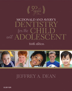 McDonald and Avery's Dentistry for the Child and Adolescent 10th Edition