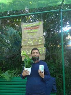 CAFÉ VERT  2018  Casablanca Maroc