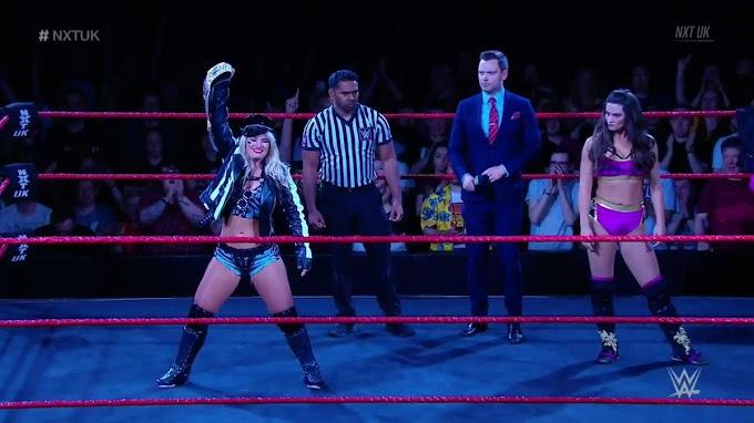 Replay: WWE NXT UK 29/05/2019