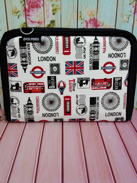 Dompet HPO Motif London