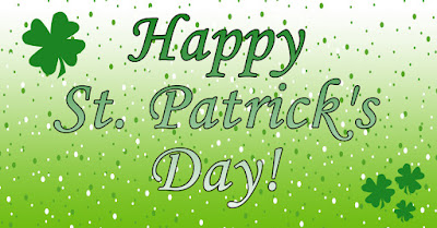 Pepperell Crafts wishes you a Happy St. Paddy's Day!
