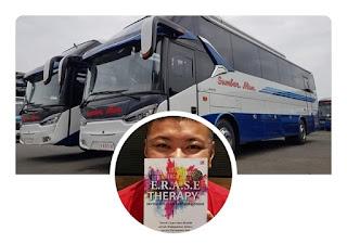 Begini Cara Penaganan Transportasi Publik Jelang Lebaran 2020 Dari Boss Bus Sumber Alam