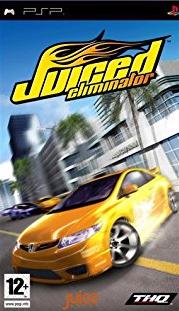 Juiced Eliminator PSP ISO