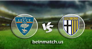 مشاهدة مباراة بارما ضد ليتشي بث مباشر اليوم 13-01-2020 في الدوري الايطالي