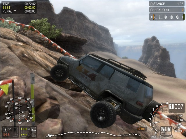 Motorm4x Offroad Extreme PC Game Full Version