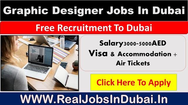 Graphic Desinger Jobs In Dubai- UAE 2020