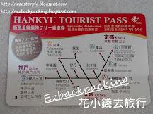 2019大阪京都神戶便宜Pass:阪急一日券+二日券詳情+限制