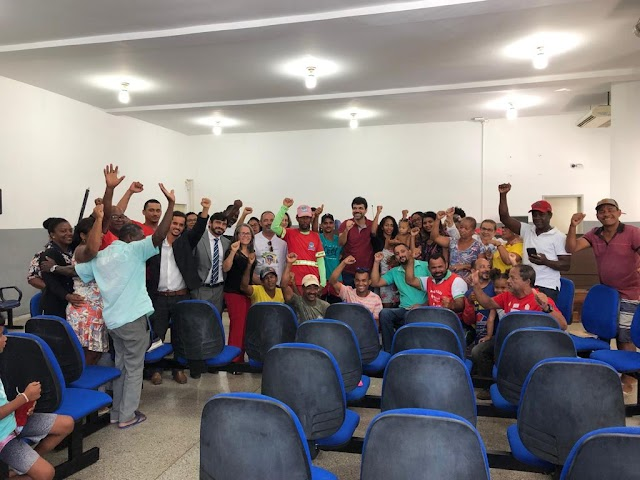 Em audiência com movimentos, Prefeitura comemora entendimento e anuncia criação de programa habitacional