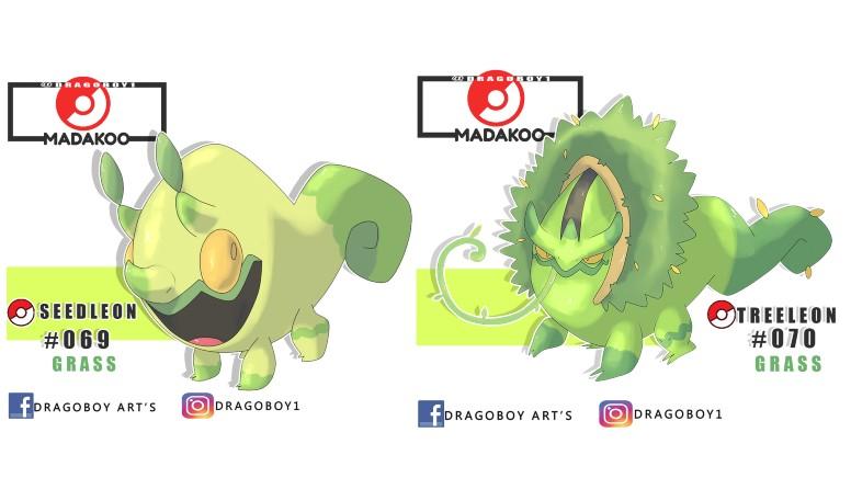 Pokémon Grama
