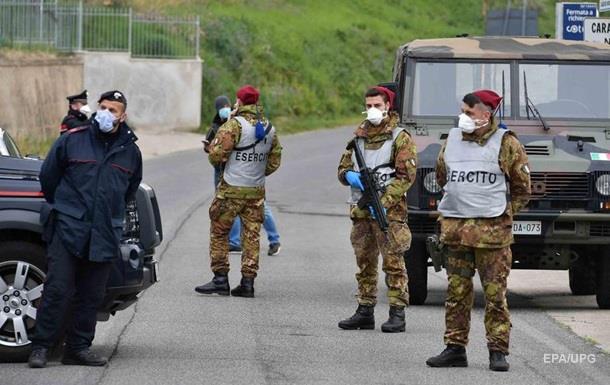 В Італії понад вісім тисяч жертв COVID-19
