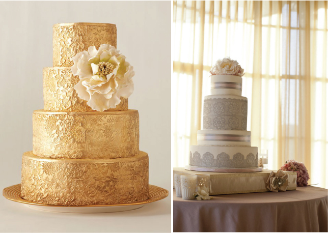 Wedding Trends Lace Cakes Part 2 Belle The Magazine