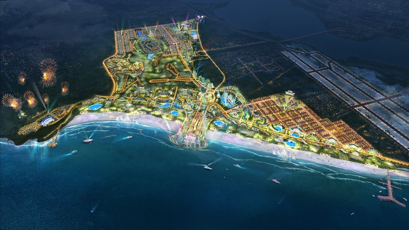 KN Paradise - Kiến tạo điểm đến toàn cầu mới tại Cam Ranh