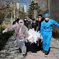 Korban Meninggal Akibat Virus Corona di Iran Naik Menjadi 6.640 Orang