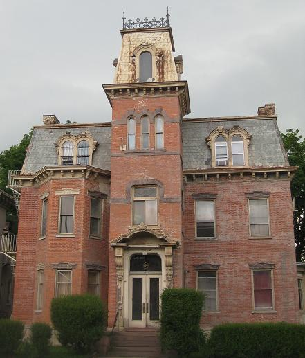 Places Of Fancy: Where Is The 'Addams Family' Mansion?