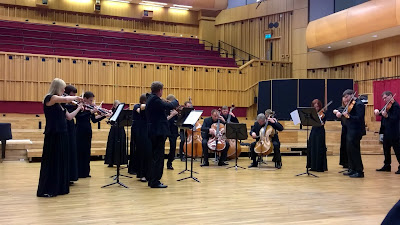 Tallinn Chamber Orchestra at Hoddinott Hall