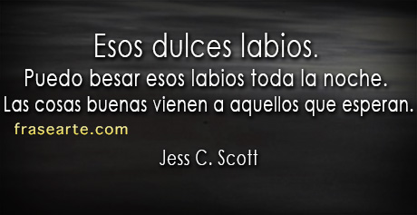 Jess C. Scott - Esos dulces labios