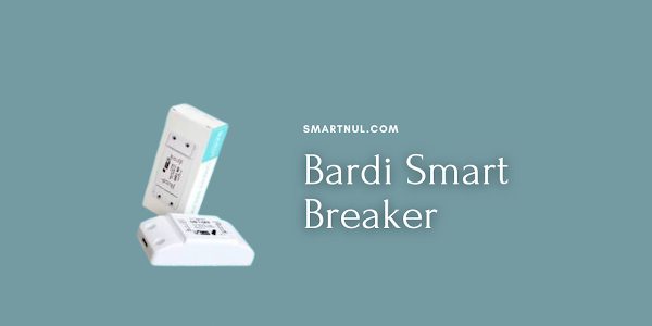 Spesifikasi Bardi Smart Breaker 10A On Off Switch Wireless