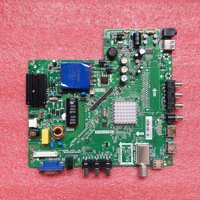 TP.S512.PB83 Universal LED TV Board Software Free Dowanload