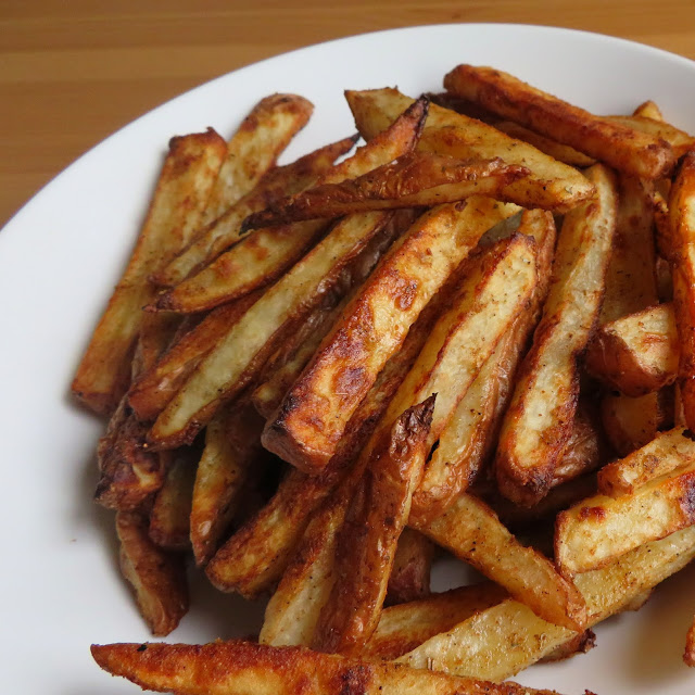 Perfectly Seasoned Chips