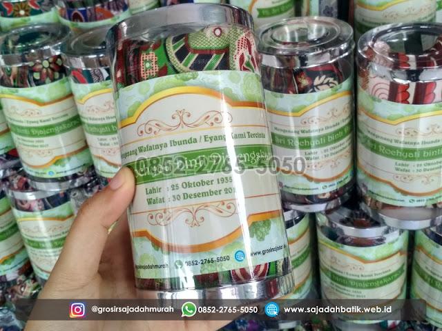 Grosir Sajadah, Sajadah Batik, 0852-2765-5050
