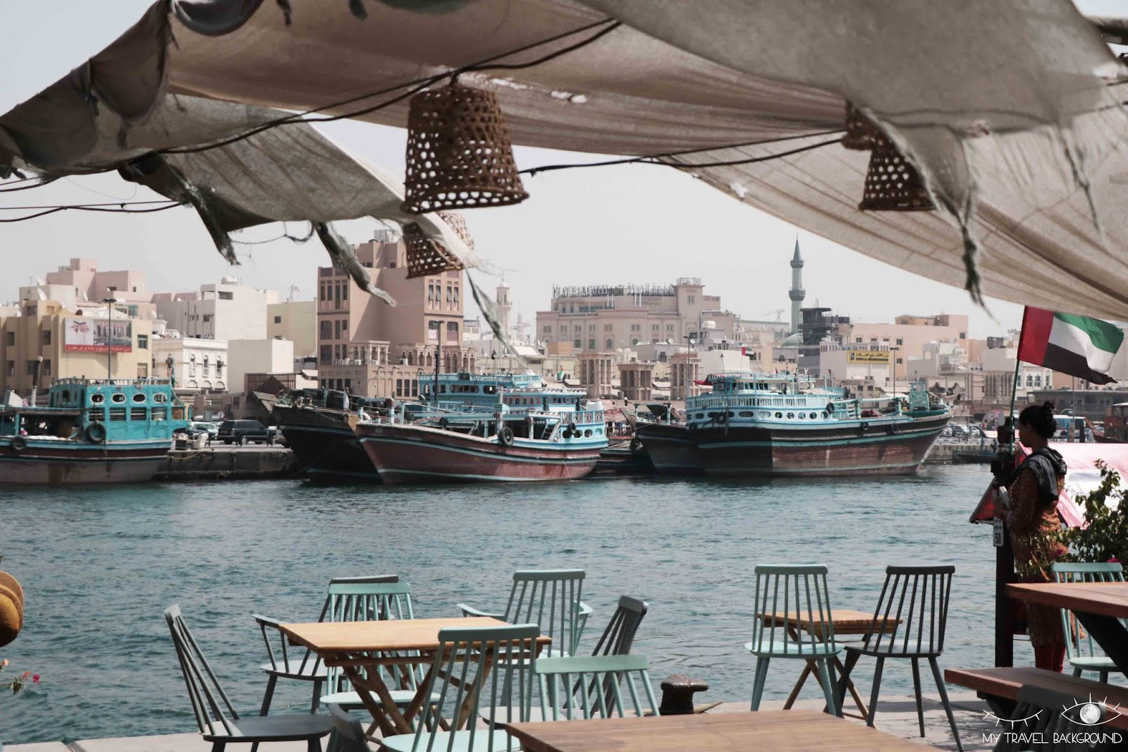 My Travel Background : cartes postales des Emirats Arabes Unis - Dubaï en 2018
