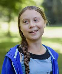 Speech of Greta Thunberg on climate change