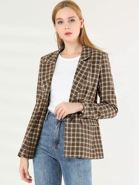 Cheap Casual Women's Blazers Jackets