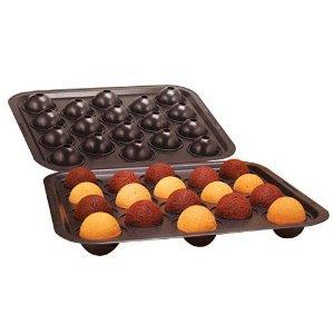 Cake Pops Baking Pan Maker Kit 18 Pops Aed55 00 Online