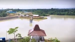 Bendungan Sindang Heula di Kabupaten Serang siap difungsikan