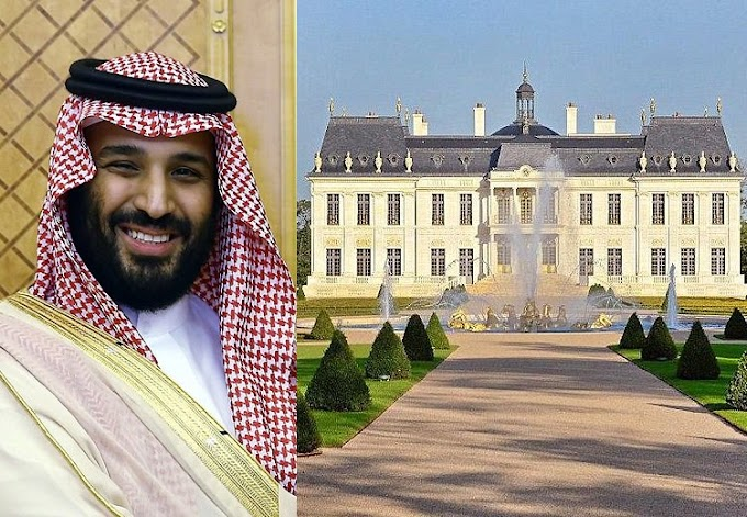 Saudi crown prince splashes $300m on world's most expensive home, the French Chateau Louis XIV (Photos/Video)