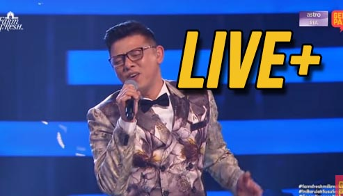 Live Streaming Gegar Vaganza 2019 FINAL Minggu 11 (22.12.2019)