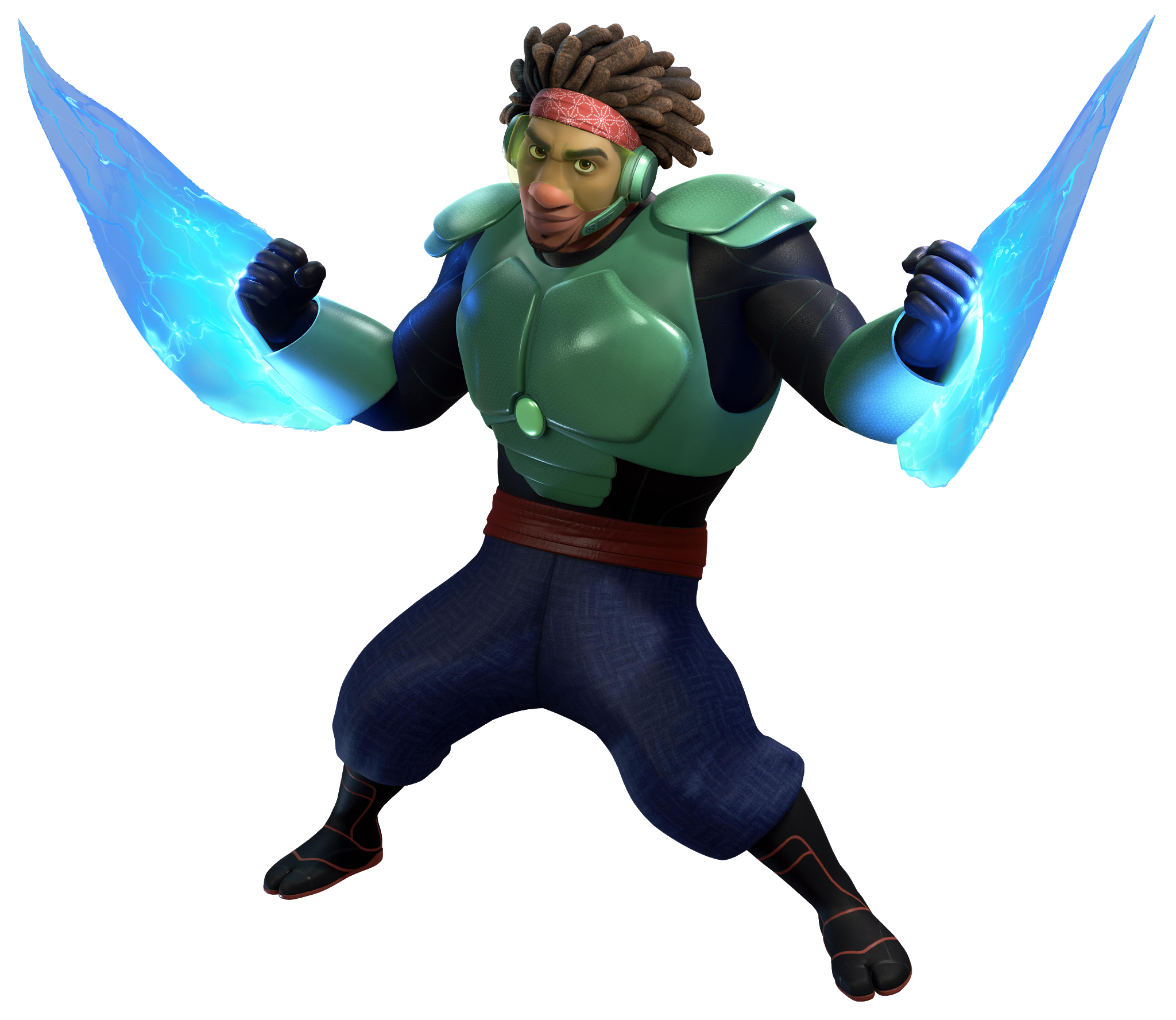 png Wasabi (Big Hero 6)