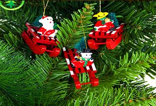 Đồ trang trí Noel tại Nha Trang