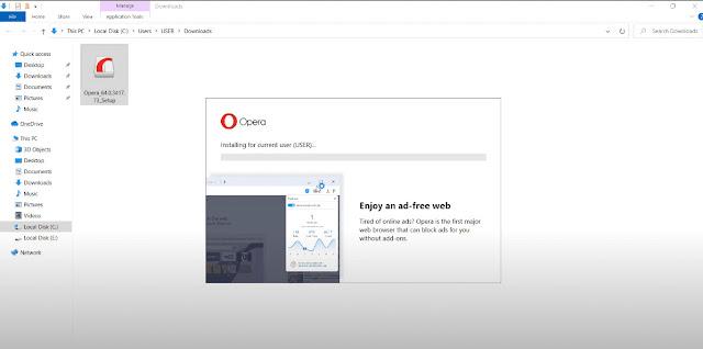 تحميل متصفح اوبرا للكمبيوتر
