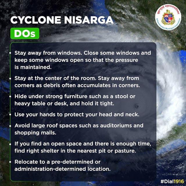 Cyclone Nisarga Live Updates