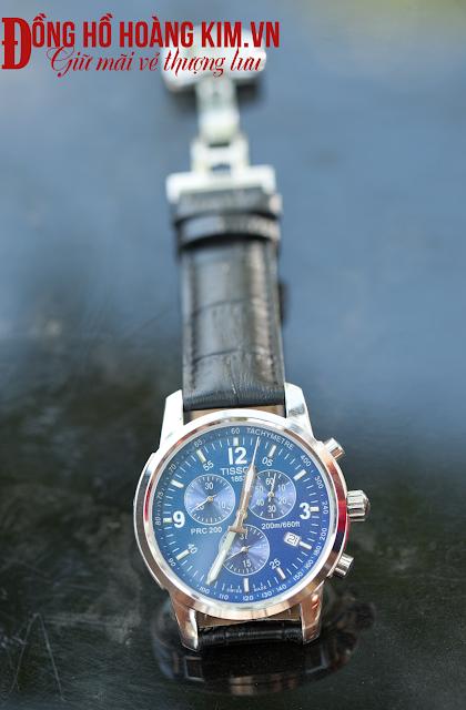 Đồng hồ nam đẹp dây da Tissot bán chạy nhất 2016 tại Cầu Giấy