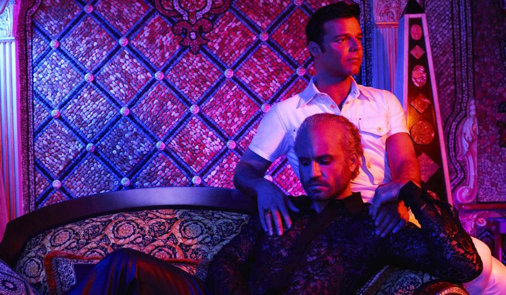 Ricky Martin homosexual edgar ramirez versace closet