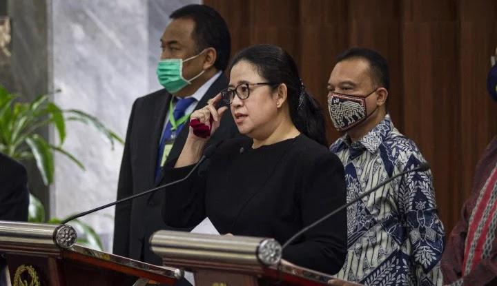 Ketika Seorang Puan Maharani Makin Tak Takut Nasehati Jokowi