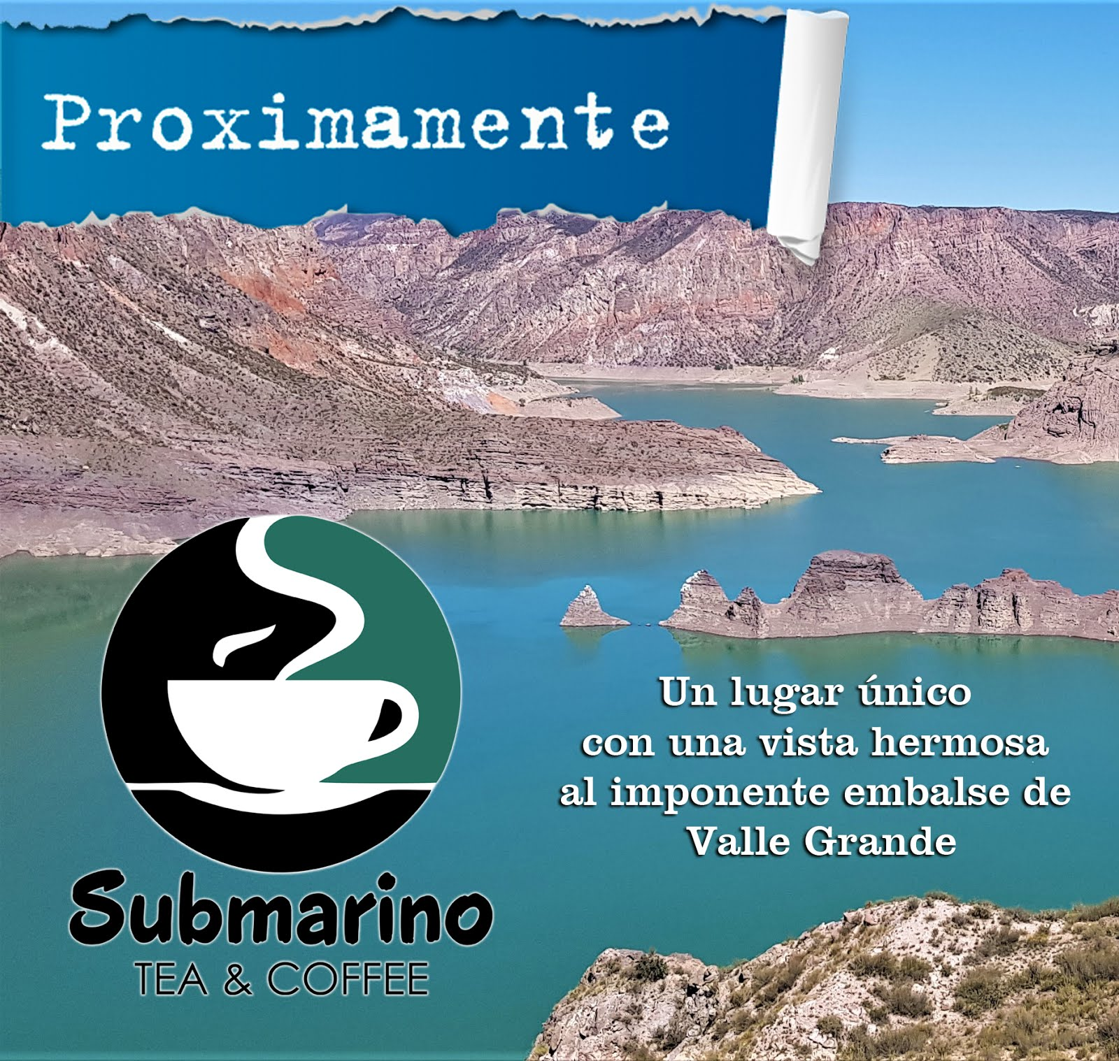 CAFE SUBMARINO