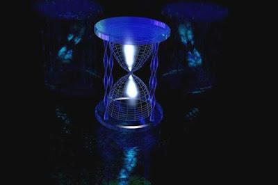 Guardar el temps en una superposició quàntica
