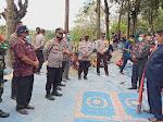 Langgar Kebijakan PPKM Mikro, Satgas Covid-19 Kabupaten Samosir Bubarkan Pesta Adat