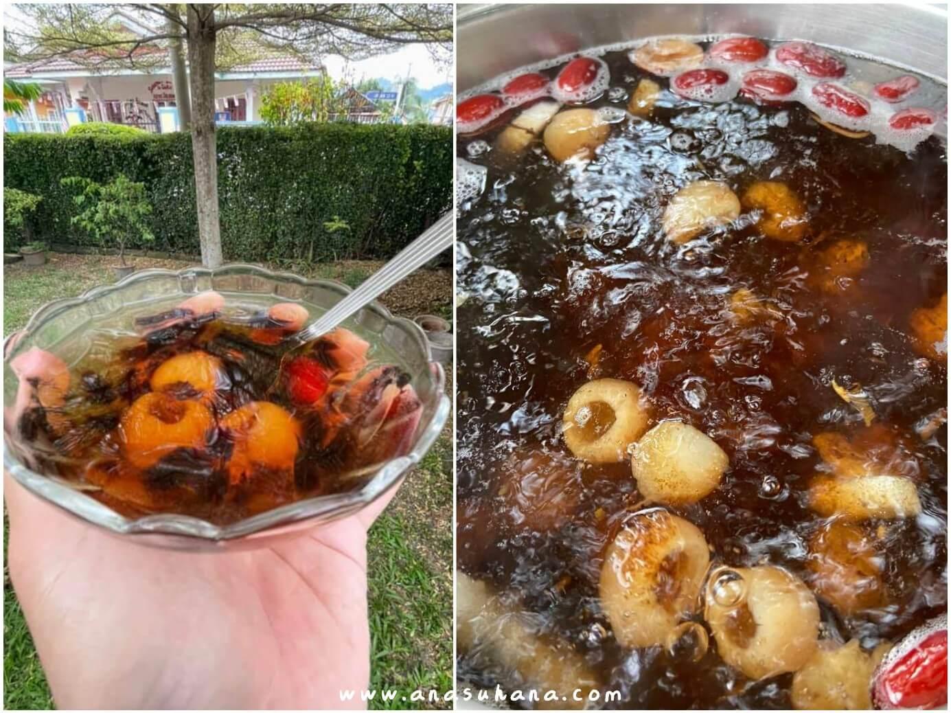 Aktiviti BBQ & Steamboat Di Hujung Minggu