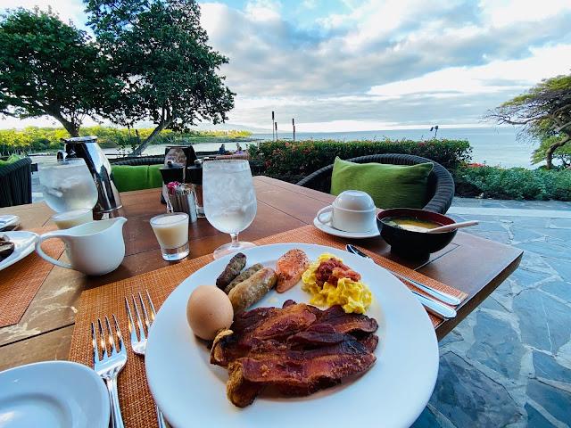 Hilton Diamond Benefit Complimentary Breakfast