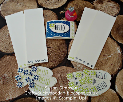 Stampin' Up! UK Independent  Demonstrator Susan Simpson, Craftyduckydoodah!, Eastern Beauty, Team Training Swap May 2017, Supplies available 24/7 from my online store,