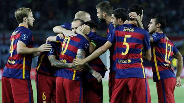 El Barça quiere repetir el triplete y hacer historia