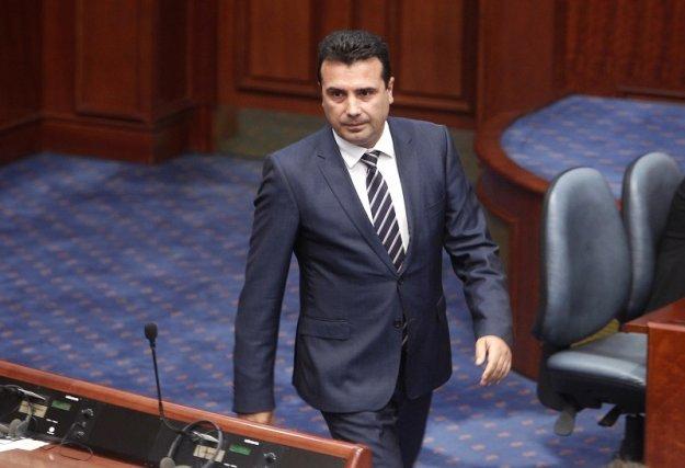 Ζάεφ: Η Συμφωνία των Πρεσπών θα εφαρμοστεί
