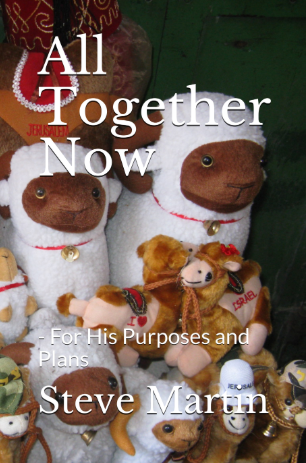 All Together Now - For His Purposes & Plans. - the latest book by Steve Martin (#20)