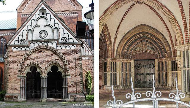 Catedral de Lübeck, Alemanha