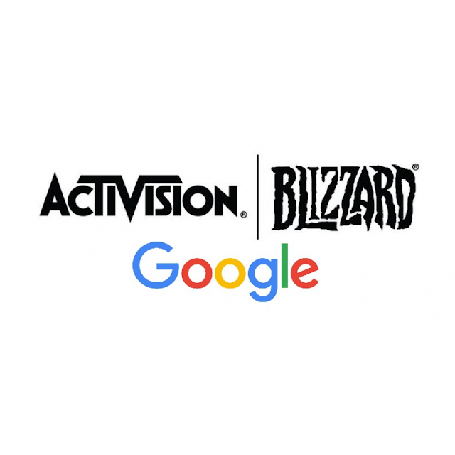 Activision Blizzard And Google Enter Into Multi-Year Strategic Relationship To Power New Player Experiences
