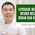 Video Youtube 22 | Leverage Besar Maka Resiko Juga Besar, BENAR KAH ?
